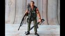 Игрушечная фигурка NECA (Арнольд Шварценеггер / Arnold Schwarzenegger) - распаковка (AliExpress)
