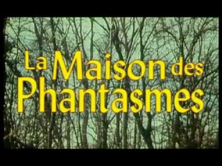 Classic porn movie  La Maison des fantasmes  1980 with hot blonde Brigitte