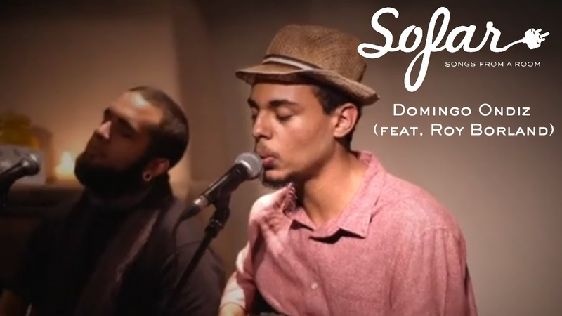Domingo Ondiz feat Roy Borland Voy a Llegar