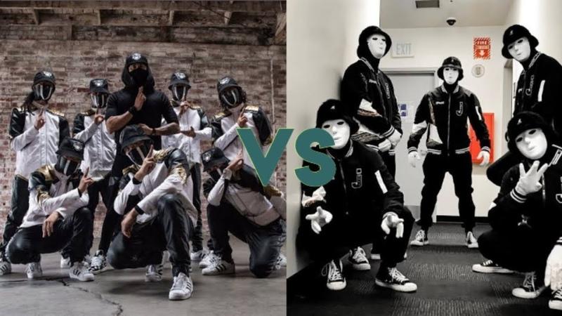 Jabbawockeez VS Kinjaz | Iconic Battle for supremacy | 2019 - HD