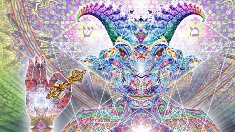 Тайна ДМТ - галлюцинации, инопланетяне и портал в другой мир. Грибы и их ХИМИЯ