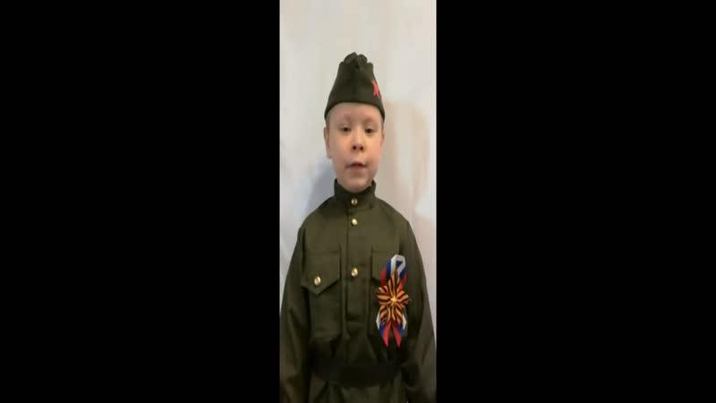 Видеооткрытка ветерану Петуховского района Кузенковой Александре Фёдоровне