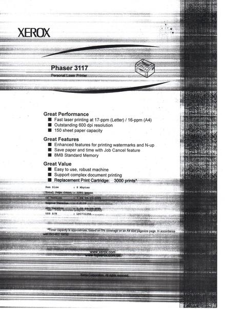 Характерные дефекты печати и что они обозначают., изображение №9