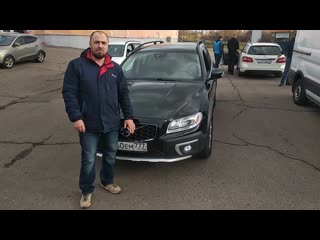 Видеоотзыв Вадима из Башкирии о подборе для него Volvo XC70