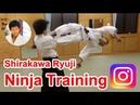 【Fantastic Aikido Master】 Shirakawa Ryuji shihan - Special Ninja techniques