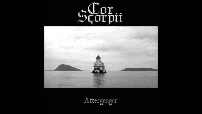 Cor Scorpii Attergangar full demo tape
