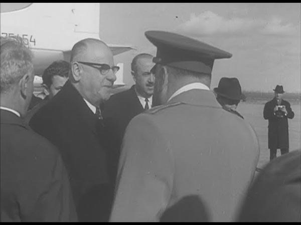 Türkiyə prezidenti Cevdət Sunayın Bakıya səfəri (dekabr, 1969)