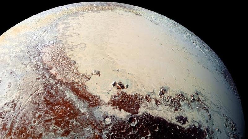 Что увидел межпланетный аппарат «New Horizons» прилетев к Плутону