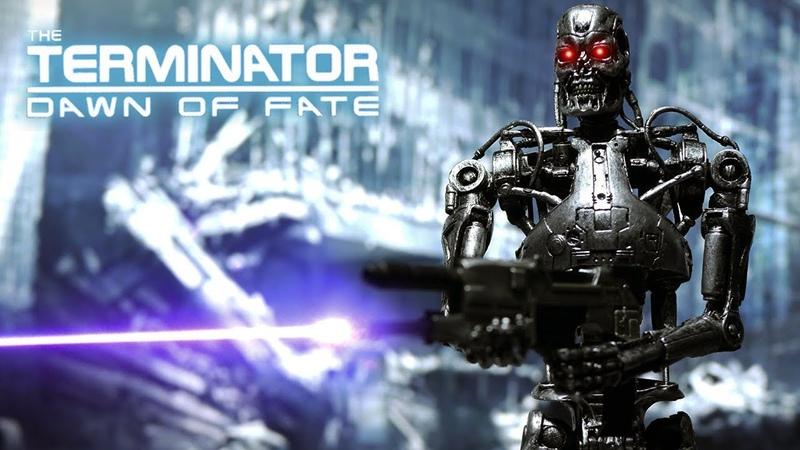 Terminator Dawn of Fate Movie Cutscenes Only 1080p 60FPS