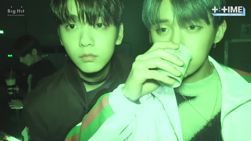 [TTIME] Yeonjuns scotch clothes - TXT (투모로우바이투게더)