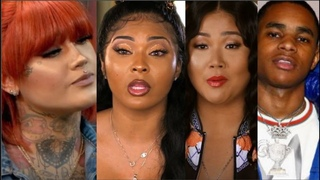 Black Ink Crew S8 Ep20 Bae Donna face off W Miss Kitty Alex drama w Almighty Jay my girl review