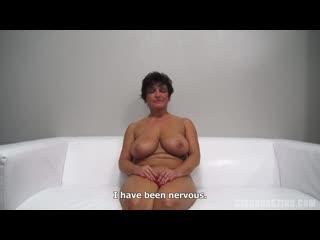 Трахнул зрелую даму на собеседовании, mature old milf granny sex fuck porn busty tit boob ass pussy pov cum love (hot&horny)