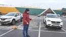 Chery Tiggo 7 против Рено Каптюр ( Kaptur VS Чери Тигго 7)