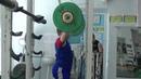 Новокрещенов Тимофей, 12 лет Толчок с выс плинтов 43 кг Есть личный рекорд!
