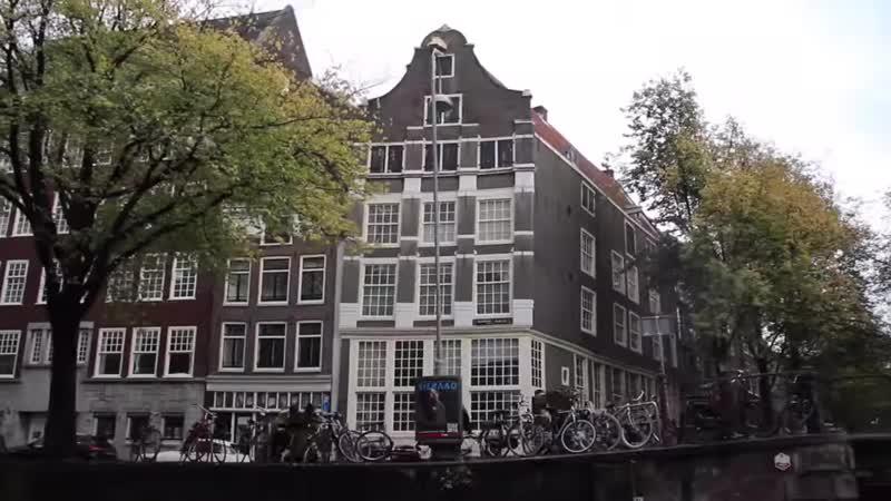 [Касё Гасанов] Пробую кекс в Амстердаме и схожу с ума от любви!