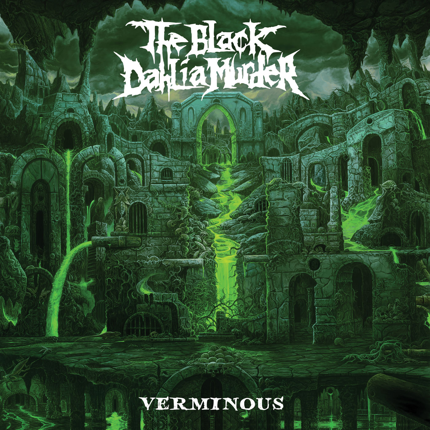 The Black Dahlia Murder - Child of Night [single] 2020)