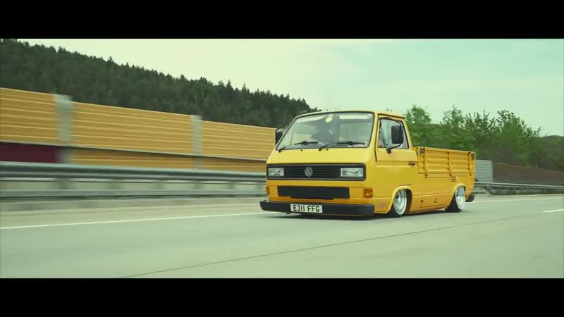 Joe and Kaggy VW T25 - Always Rollin - Wörthersee 2018 S.6