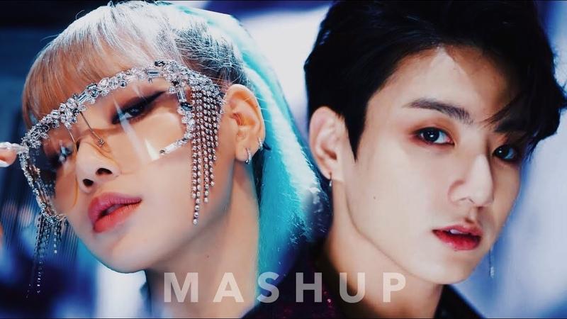 BLACKPINK BTS 방탄소년단 KILL THIS FAKE LOVE MASHUP