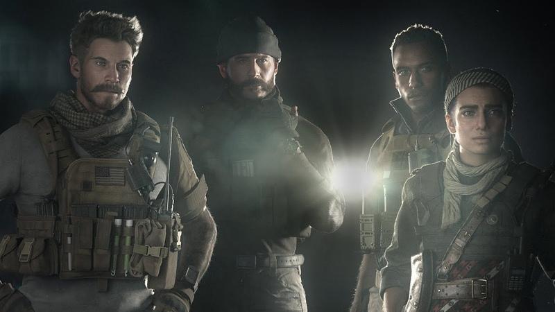 Официальный анонс Call of Duty®: Modern Warfare® – Сюжетная кампания [RU]
