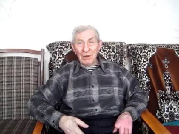 Григорий Безуглов. Воспоминание о войне.