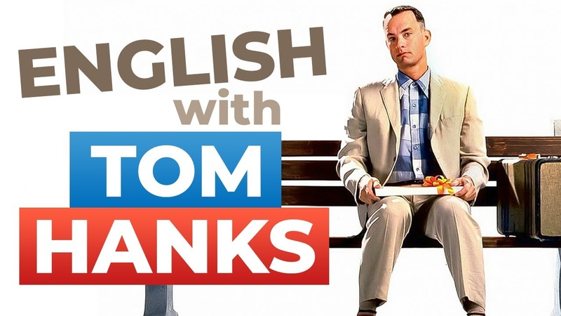 """Learn English with Movies Tom Hanks Forrest Gump"""""""