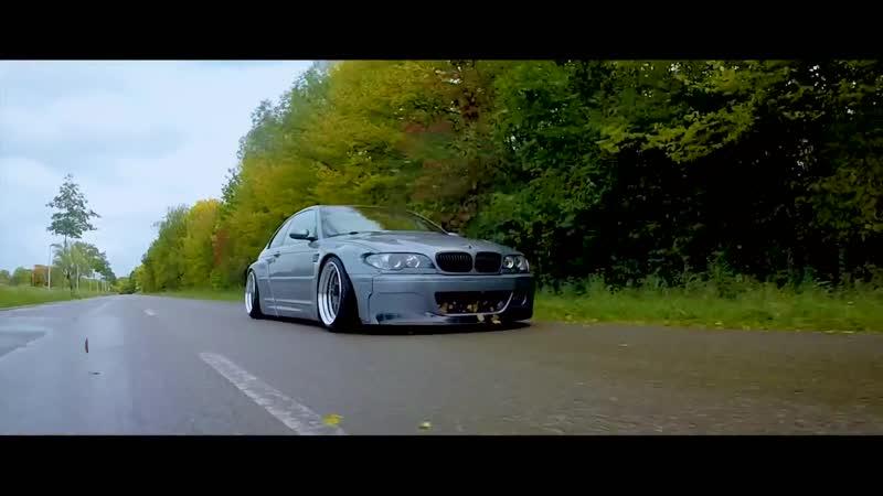 BMW E46 Rocketbunny Pandem