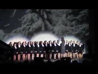 Апрель В. Цой В исполнении старшего хора музыкальной школы им. П.И. Чайковского, г. Тирасполь. - - Замечательное исполнение!