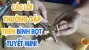 Các lỗi hay gặp trên bình bọt tuyêt cầm tay và cách xử lí | Công Ty TAHICO