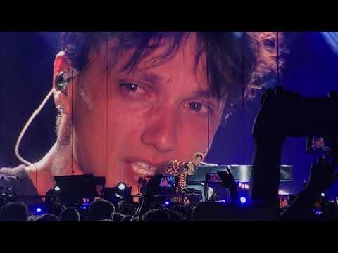 ULTIMO-Sogni Appesi (Parte finale concerto Stadio Olimpico 4 luglio 2019 BRIVIDI)