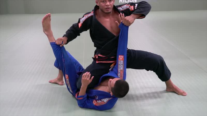 Luiz Dentinho Rosa - Three important Spider Guard Sweeps