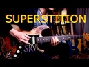(Stevie Wonder) (Stevie Ray Vaughan) Superstition - guitar cover by Vinai T