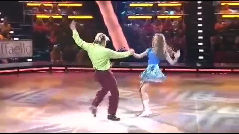 Лиза Арзамасова и Максим Ставиский Стиляги Танцпол
