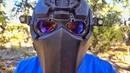 Пуленепробиваемый шлем Devtac Ronin против сюрприз пуль Разрушительное ранчо Перевод Zёбры