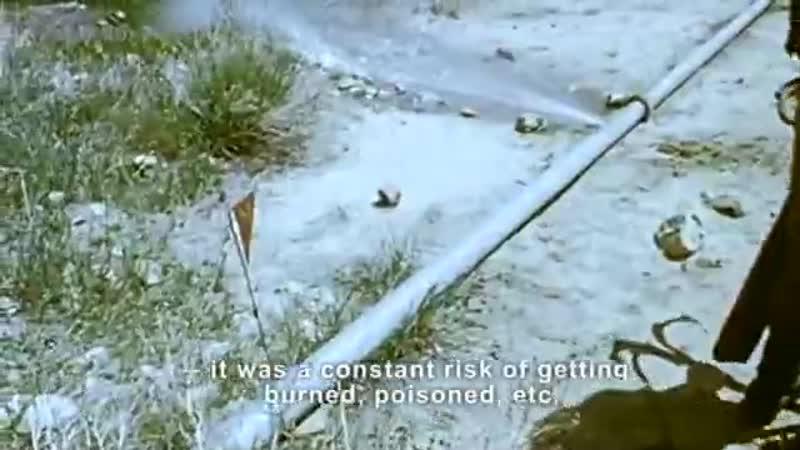 Диверсии афганцев и хищение горючего из трубопровода.