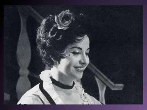 Teresa Berganza Oh had I jubal's lyre Handel