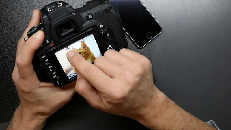как подключить камеру nikon по wifi к телефону