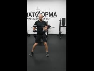 Vyacheslav Yagovdik Kizomba in Gym dance 2019 have fun
