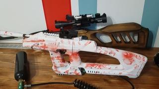 МР-661К-08 ДРОЗД (бункерный) Пневматический пистолет  4,5 мм