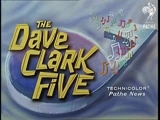 The dave clark five concert in london (1964) ¦ british pathé