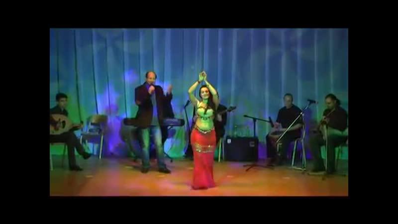 Yassmin russian belly dancer Azab ya habibi