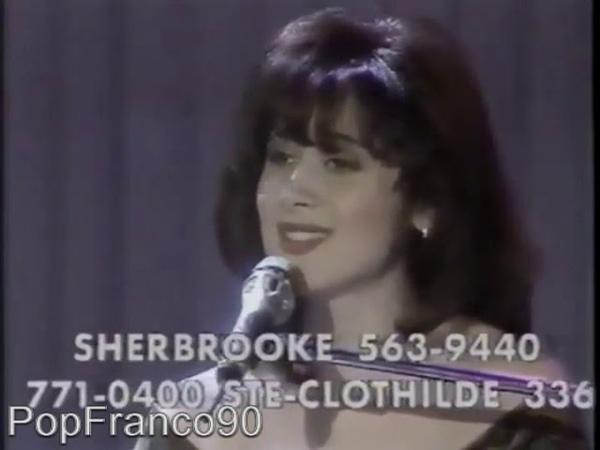 Lara Fabian Je m'arrêterai pas de t'aimer Live 1994 Téléthon