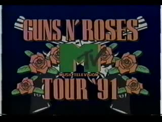 Guns N' Roses - Get In The Ring Documentary/Red DVD/Part 3