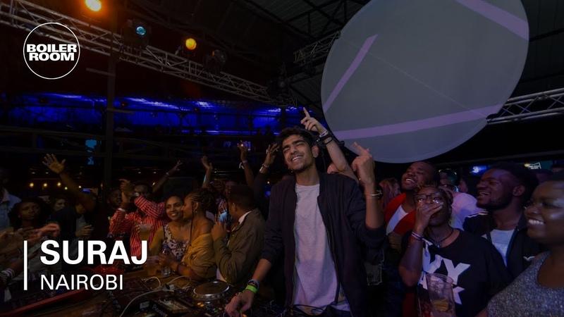 SURAJ Nu Nairobi Mix Boiler Room x Ballantines True Music Kenya
