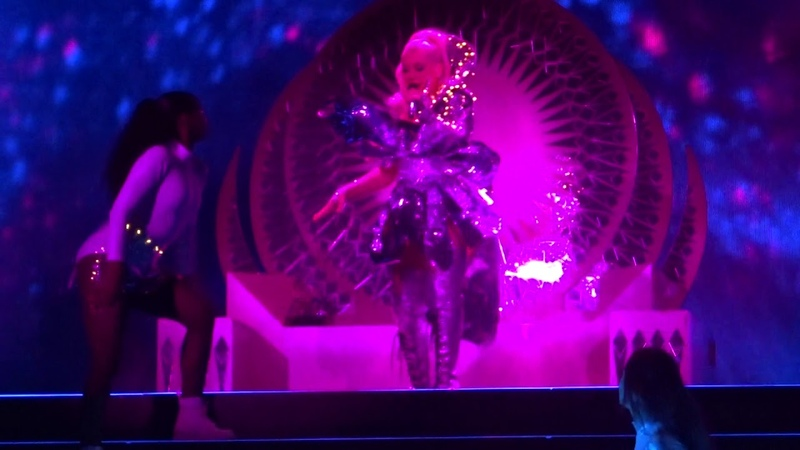 Christina Aguilera - Your Body Bionic Genie In A Bottle - LIVE in Birmingham 14.11.2019