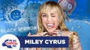 Miley Cyrus Shares Deets On Her Black Mirror Episode 💀 | FULL INTERVIEW | Capital