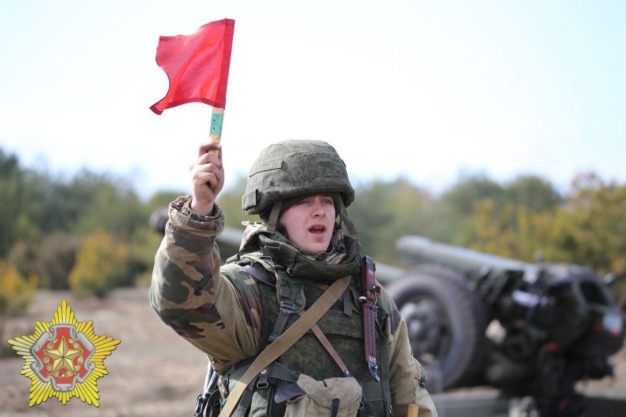 Завершился полевой выход артиллерийских подразделений сил специальных операций
