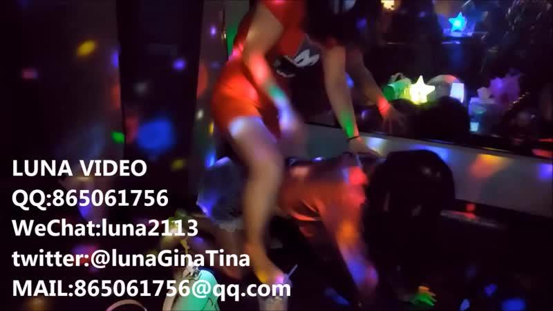 Luna020 PV ponyplay at bar