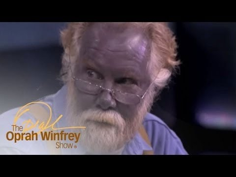 A Look Back at the Man Who Turned Blue | The Oprah Winfrey Show | Oprah Winfrey Network