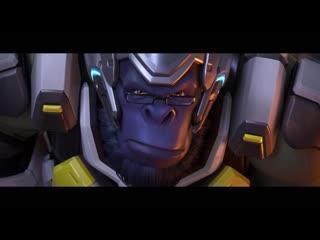 Ролик-анонс Overwatch 2 - Точка отсчета