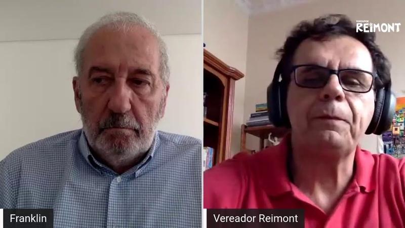 Os desafios na conjuntura de ameaça à democracia Franklin Martins